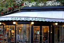 CoffeeShops & StoreFronts / by JaynieJellyBelly