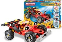 BUILD & PLAY 5-8 / by Meccano