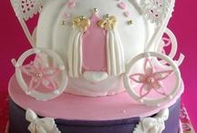 cakes for girls / by Hristina Janeva