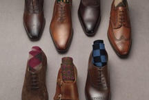 Gentlemen's Fashion, Faces and Style! / by Belinda Beebe