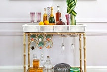 bar / by Classic Bride