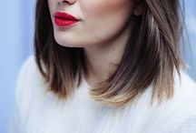 I feel pretty  / Beauty tips, ideas, and hair do's! / by Kate Edwards