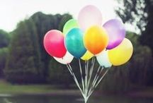 Balloons / by Tante Tee
