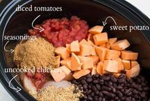 Recipes / by Lannea Bottin