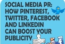 Social Media / Tips, tricks and infographics on social media / by Hermanoff Public Relations