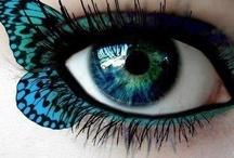 Beautiful Eyes / by Christine McClintock Hudspeth