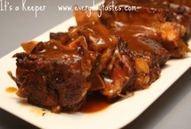 Beef Recipes / by It's a Keeper {Christina}