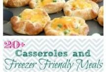 Casseroles / by It's a Keeper {Christina}