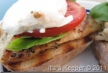 Sandwiches / by It's a Keeper {Christina}