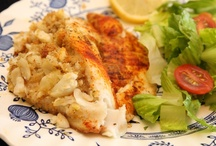 Fish & Seafood Recipes / by It's a Keeper {Christina}