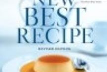 Favorite Cookbooks / by It's a Keeper {Christina}