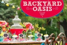 Backyard Oasis / by Hobby Lobby