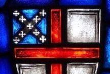 Episcopal Church / by Christine McClintock Hudspeth