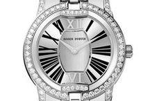/// WATCHES /// /  - Les plus belles manufactures horlogères -  follow me on > www.facebook.com/colibriagency. / by Julie Dicks