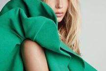 The Art of Green / Solo or in combination, greens spruce up any wardrobe. / by Neiman Marcus
