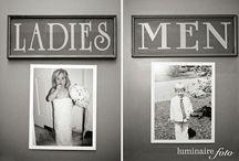 DIY ideas for wedding / by Charley Ritter