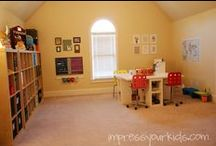 School Room / I want these rooms. / by ohAmanda