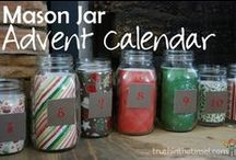 Advent Calendars / I love love love Advent Calendars. These are also perfect for incorporating with my Advent devotional ebook, Truth in the Tinsel! http://truthinthetinsel.com / by ohAmanda