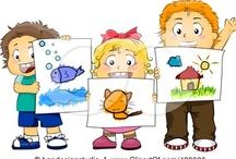 Any Time Preschool Art / by Barbi McCurry