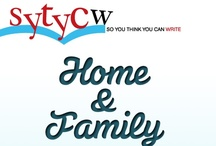 HOME & FAMILY - Our Series in Pictures / by Harlequin Books
