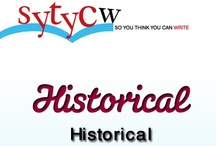 HISTORICAL - Our Series in Pictures / by Harlequin Books