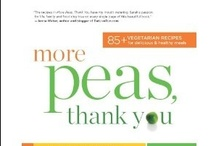Peas and Thank-You / When Sarah Matheny, creator of the popular blog Peas and Thank You, decided to eliminate animal products from her diet, she knew there'd be skeptics. Her husband was raised on the standard American diet. Her grandpa was a butcher. Her mom was the best home cook around, with a generous pat of butter here and a crumble of bacon there. But now Sarah is a mom who wants to feed her children right. http://peasandthankyou.com/ / by Harlequin Books