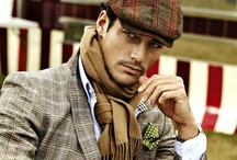 """♕David  """"Candy"""" Gandy♕ / Yep, that's totally my fashion inspiration...  / by Cory Willet"""