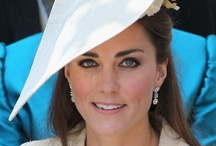 HRH The Duchess / HRH Catherine, The Duchess of Cambridge / by Ann Roehrs