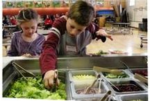 More School Food Toolkits / Toolkits to help educate schools on good school food and healthy eating for their students! / by Food Revolution