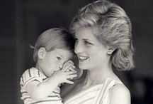 """♔Lady Diana Spencer, Princess of Wales♔ /  """"I don't want expensive gifts; I don't want to be bought. I have everything I want. I just want someone to be there for me, to make me feel safe and secure."""" ~Princess Diana / by Cory Willet"""