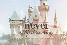Disney ✨ / When you wish upon a star / by Clare Kellett