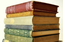 Books / All Things Book! / by Eva Thompson