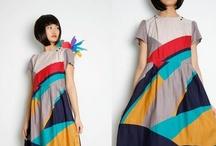 Desperately seeking for my style_dress / by Rachel Oo