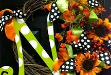 Wreaths / Wreaths I love / by Sharon Newton
