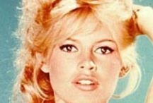 BB  ~Brigitte Bardot~ / by Norma Crain