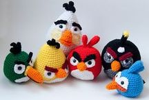 Angry Birds / by Bernie Shell