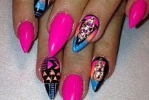 ⋆•.Nails.•⋆ / by Ƹ̵̡Ӝ̵̨̄Ʒ J Bryant Ƹ̵̡Ӝ̵̨̄Ʒ