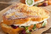 sandwiches / by Yelena Parfenyuk
