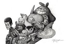 Animation / Animation is ART. I love animation more than movies.  / by Аня