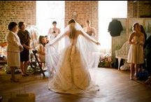 wedding - dreamy dresses / i'll only have one for the big day, but there are just far too many beautiful dresses in the world to choose from... a girl can dream...so many different styles, fabrics, designers, etc. etc. etc. / by Tiffany Wall