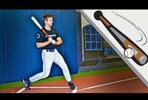 Hitting- Brattleboro Better Baseball / Select videos to learn the finer points of better hitting for kids in youth baseball featuring superb instructional videos from Matt Maher of ProSwingNY. We'll continue to add more videos but master this information first.  / by Nefitco