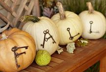 Amazing Autumn / Falling for Fall ... decor, recipes, clothing, pumpkins ...  / by Ruth Tait