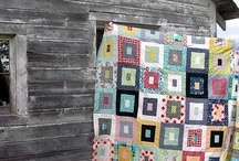 Quilt Love / Dream/Cut/Piece/Bind/Crinkle/Love / by Susan Gunderson-Cooke