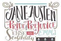 All things Jane-ish / A board for all things Jane Austen or anything like unto it.  / by Sara Gaertner