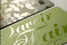 Invites & Design / by Jackie Newell