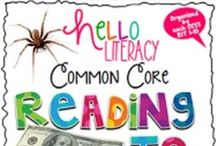 Literacy Extras ...  / by Kirsten Harger