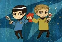 Star Trek / by Chris Alston