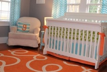 Boys Nursery/Big Boys Room / by Julie Oda