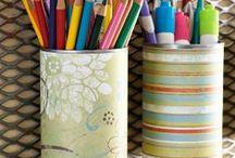 Craft Ideas / by Jessika Gosen