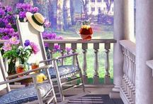Southern Porches / by Becky Fawcett